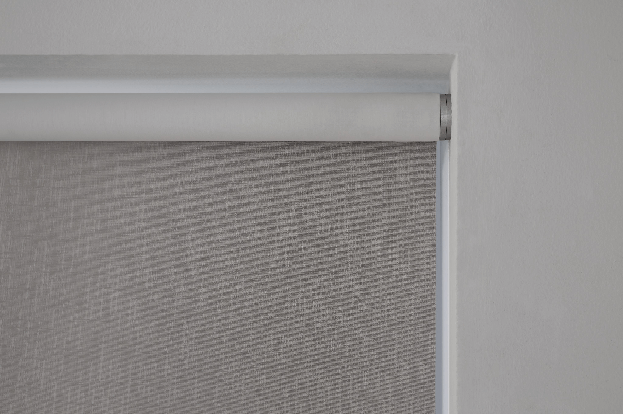 Textured roller shade by lutron