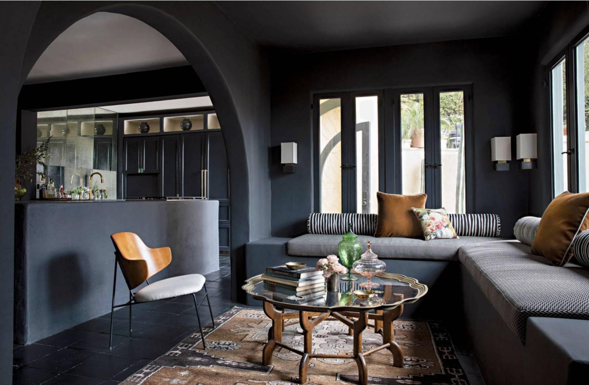 Scott Formby Luxe Built In Window Seat